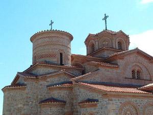 beroemd gebouw albanië